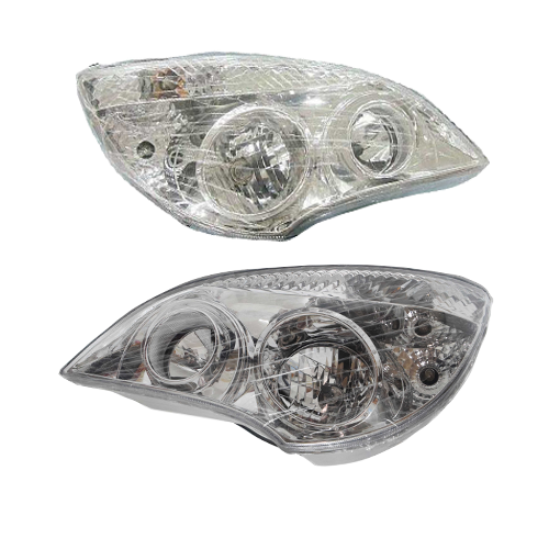 SCANIA COACHES A30 HEADLIGHTS