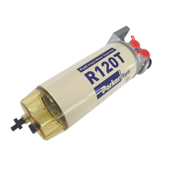 R120T Parker Racor fuel filter water separator