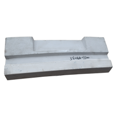 scania A80 higer touring rear bumper